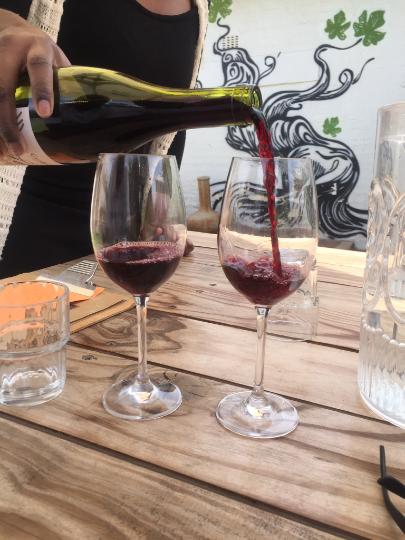 Red Wine Loving