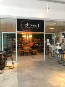 Eighteen13 Boutique Wine  Shop and Tasting Room